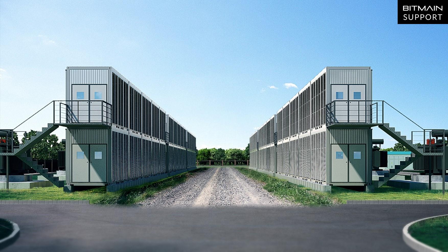标准化厂房尺寸_风冷—旧集装箱或旧厂房改造方案 – 比特大陆帮助中心